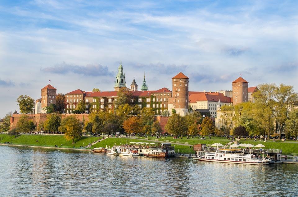 Cracóvia, Wawel, Castelo, Arquitetura, Polônia