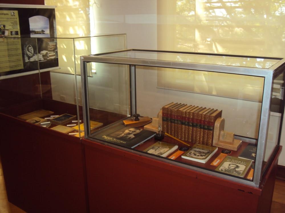 Exposição de livros de Paulo Setúbal e Chiquinha Rodrigues em Tatui