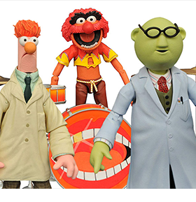 THE MUPPETS SELECT EXCLUSIVES