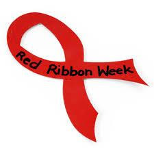 Image result for red ribbon spirit week clipart