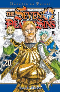 The Seven Deadly Sins #20