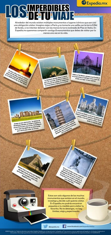 8 lugares que debes visitar una vez en la vida (al menos)