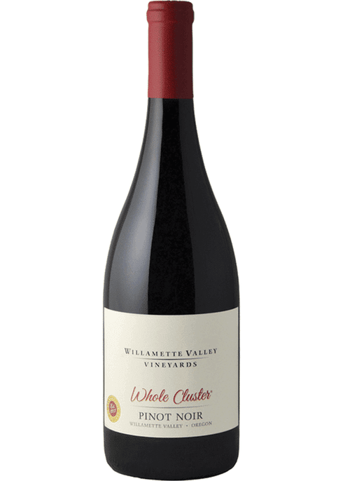 Willamette Valley Pinot Noir Whole Cluster Fermented | Total Wine ...