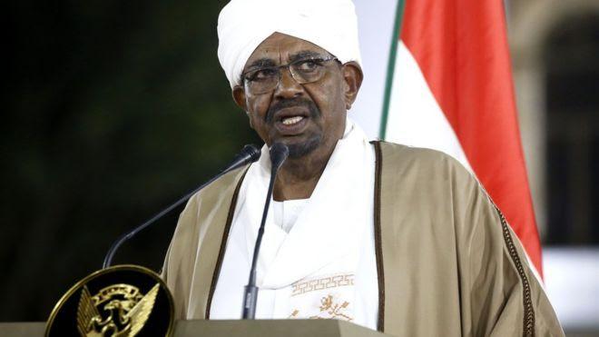 Image result for Omar Al-Bashir