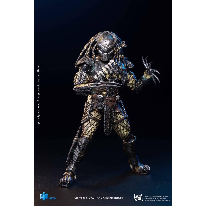 Image of Alien vs Predator – Scar Predator 1/18 Scale Figure - MARCH 2021