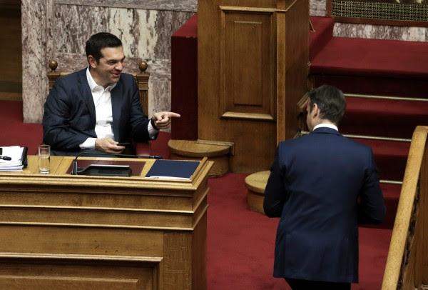 Διευρύνεται η διαφορά ΣΥΡΙΖΑ - ΝΔ σύμφωνα με νέα δημοσκόπηση