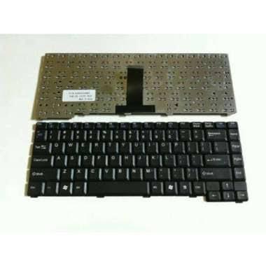 New Keyboard Axioo Neon MNC M54 M540 M550N-Hitam Berkualitas