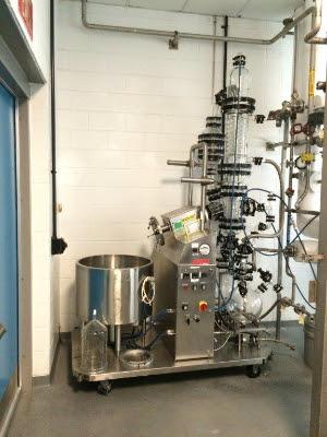 Schott Rotostill 50 Liter Rotary Evaporator