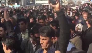"""Iran: Anti-regime protests spread across the country, protesters chant """"Death to the dictator"""""""