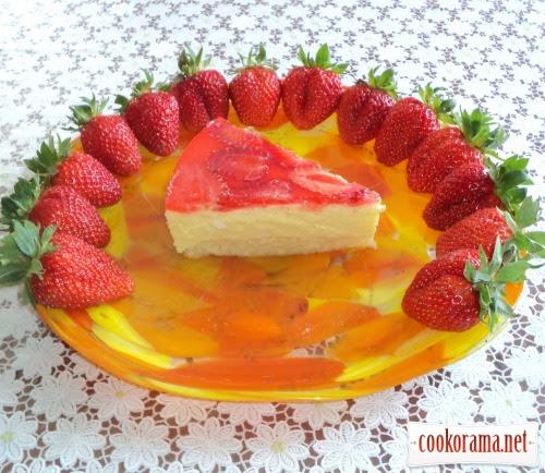 Сирний десерт