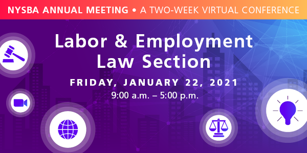 Labor & Employment Law Annual Meeting