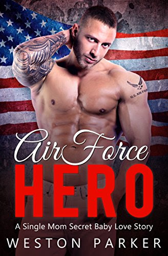 Cover for 'Air Force Hero'