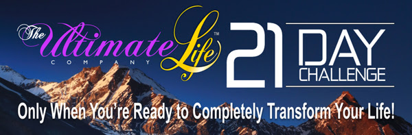 The Ultimate Life Company - 21 Day Challenge