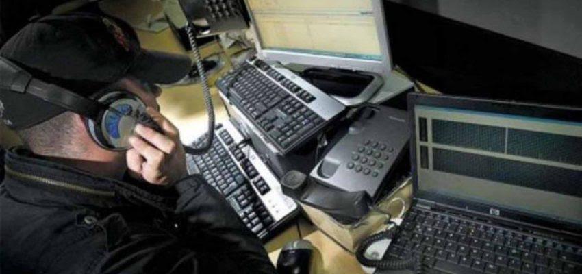 Resultado de imagen para escuchas telefonicas delito