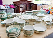 Second Hand Dishes