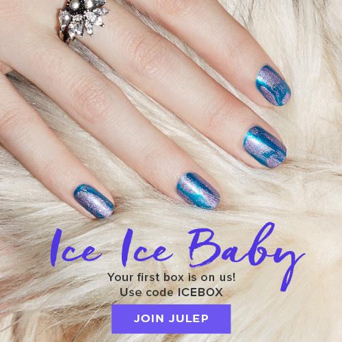 FREE Julep Winter Ice Beauty B...