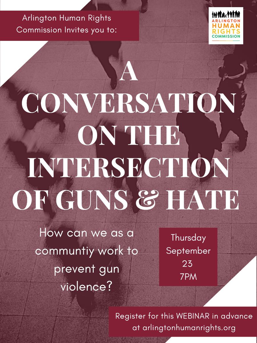 HRC: Guns, Hate