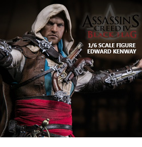 ASSASSIN'S CREED EDWARD KENWAY 1/6 SCALE FIGURE
