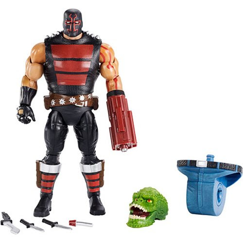 Image of DC Multiverse Wave 12 - KGBeast Action Figure (BAF Killer Croc)