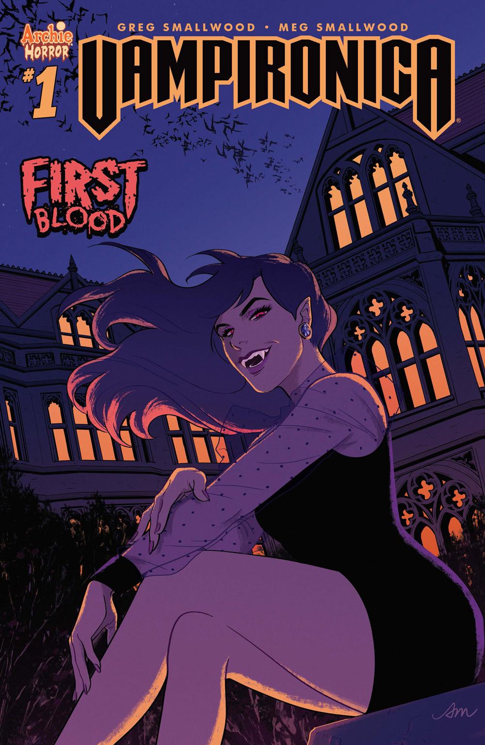 Vampironica #1: CVR C Mok