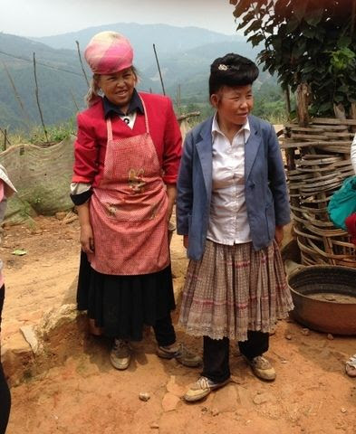 Miao parents need help sending their children to school.