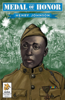 Henry Johnson graphic novel AUSA