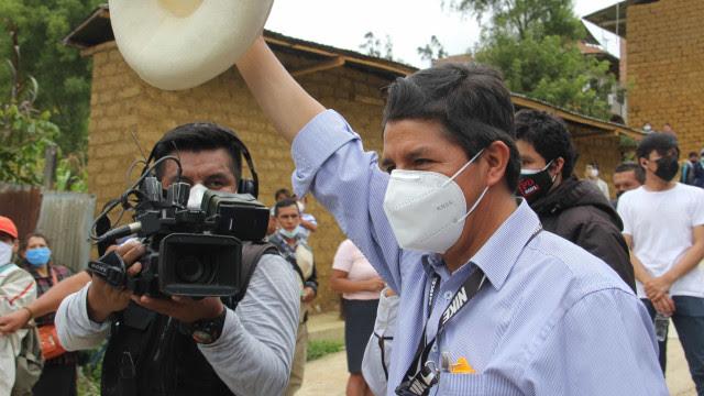 Saiba quem é Pedro Castillo, novo presidente do Peru