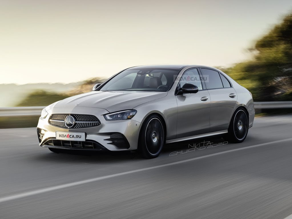 All-new 2022 Mercedes-Benz C-Class coming later this month: report