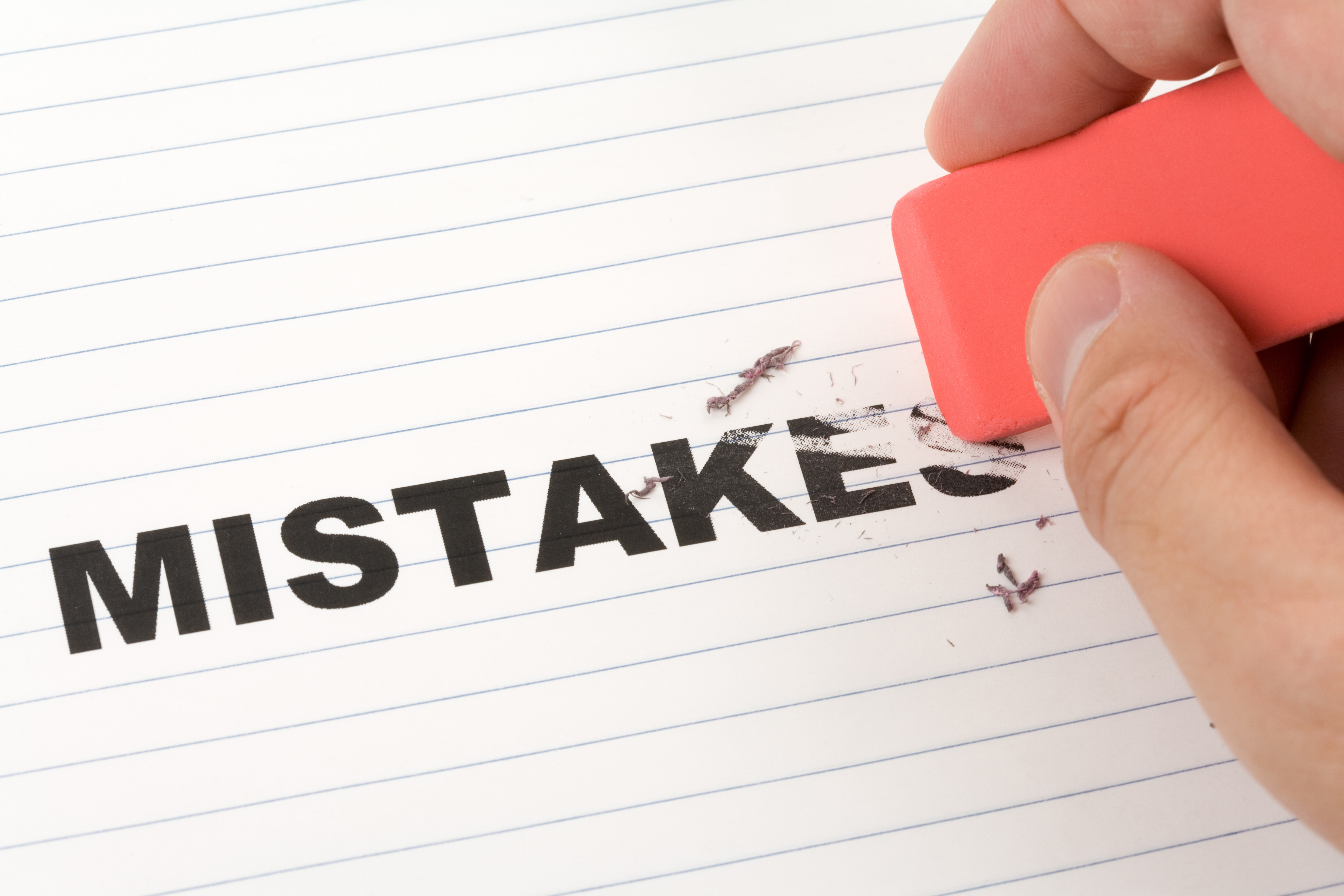 some investment mistakes