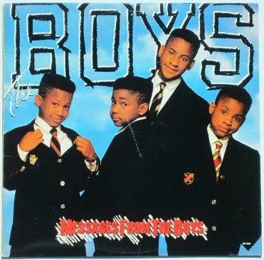 Nhóm The Boys của Mỹ.
