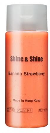 Banana Strawberry 350ml