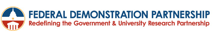 Federal Demonstration Partnership - Redefining the Government and University Research