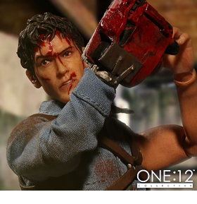 EVIL DEAD 2 ONE:12 COLLECTIVE ASH