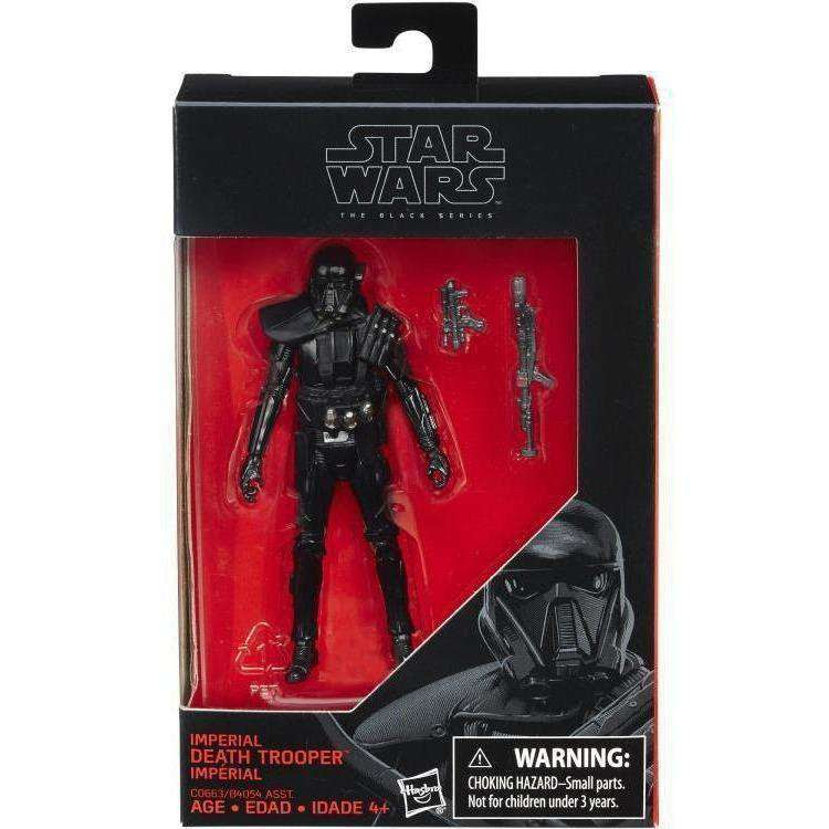 "Image of Star Wars: The Black Series 3.75"" Wave 2 - Imperial Death Trooper"