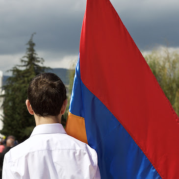 Pray for Armenia