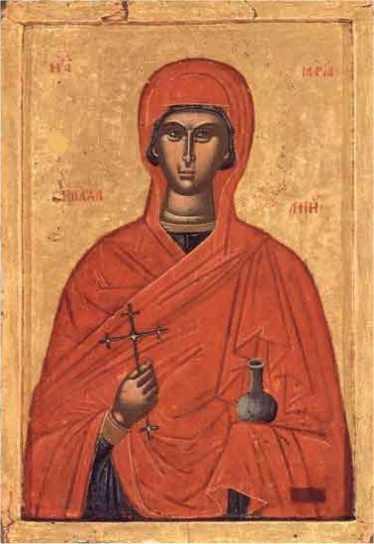 Święta Maria Magdalena