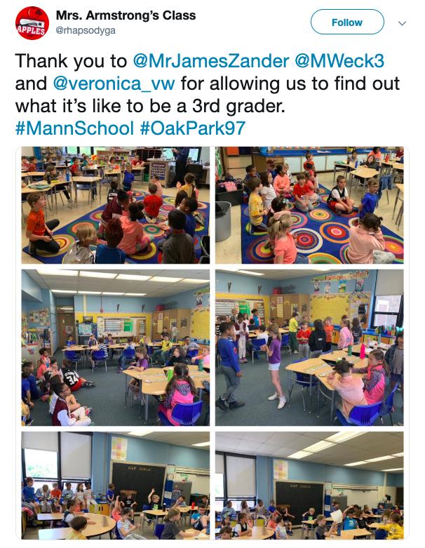 Tweet of the Week Screenshot 4 for June 10, 2019.