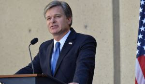 FBI Director Lies Through His Teeth Before Congress About January 6 Riot