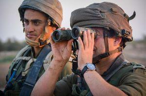 """מפקד חטיבת גבעתי במבצע """"צוק איתן"""", אל""""מ עופר וינטר"""