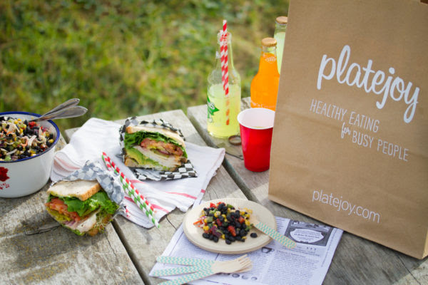 Picnic with PlateJoy