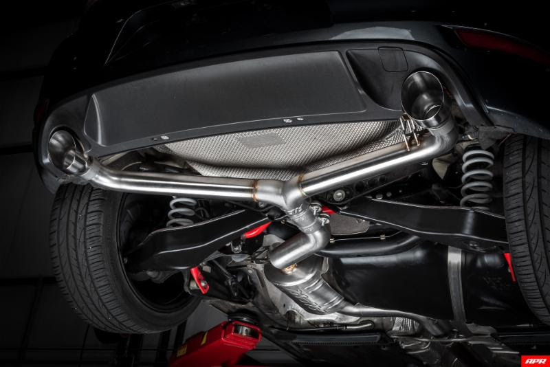 APR MK6 GTI Catback Exhaust System
