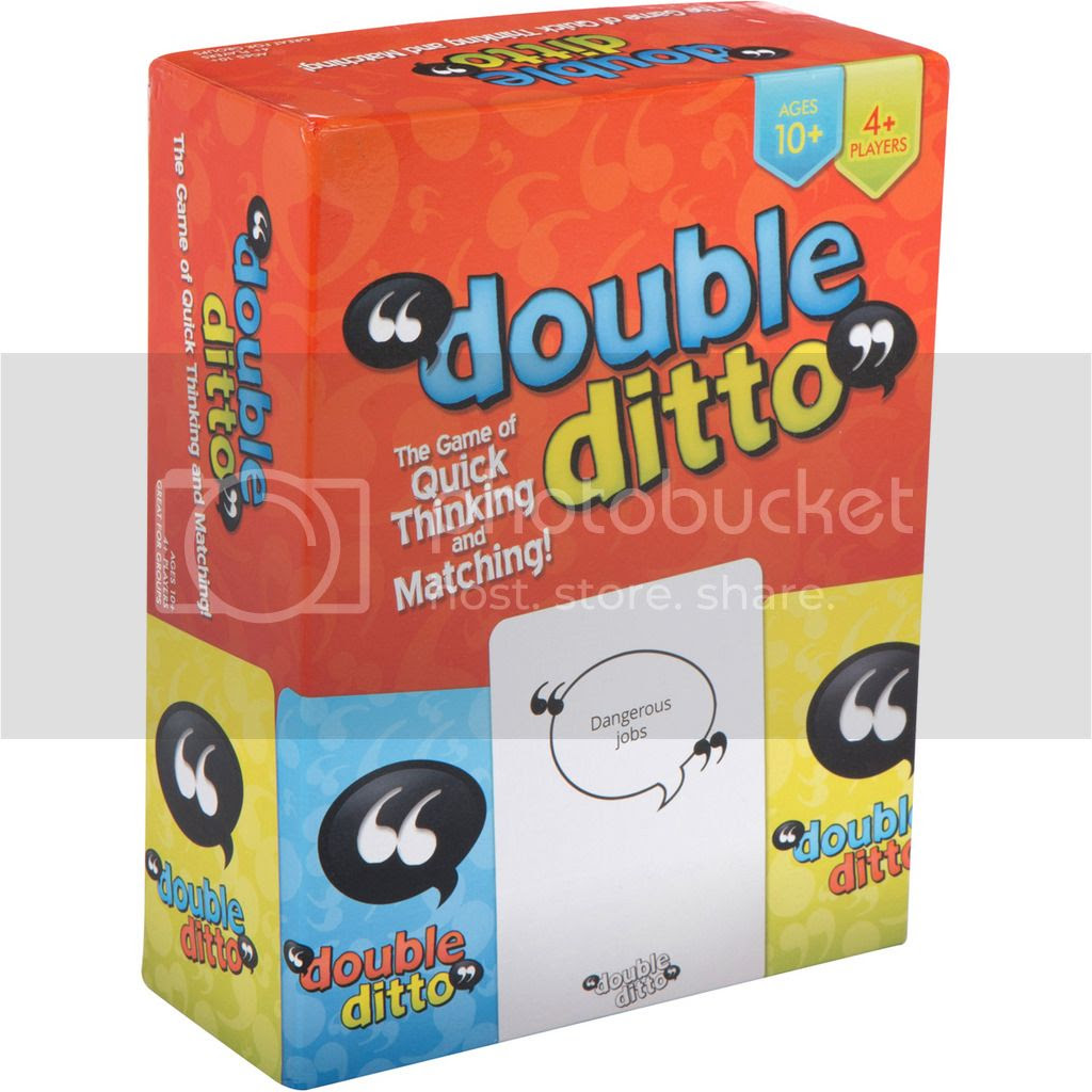Family Game Night with Double Ditto! #DoubleDitto #FamilyTime #GameNight