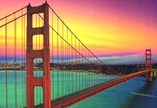 Golden gate bridge -1