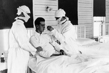 Mientras que 50 millones de personas murieron en la pandemia de gripe de 1918, las cepas virales cada año circulan menos potentes, matando a un máximo de 646.000 personas en todo el mundo.