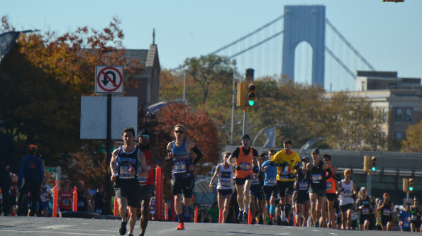 ALS New York City Marathon
