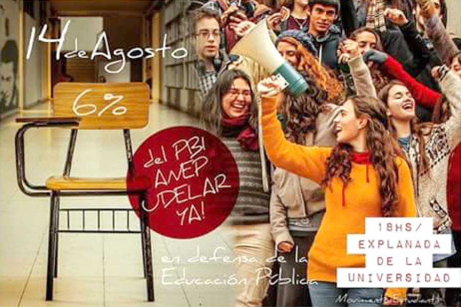 """Mártires estudiantiles: 14 de agosto """"un día para el recuerdo, la reflexión y la lucha"""""""