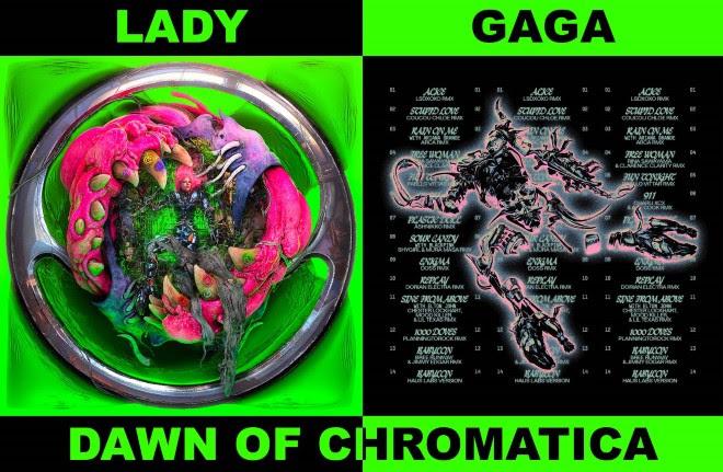 Écouter le nouvel album remix de Lady Gaga