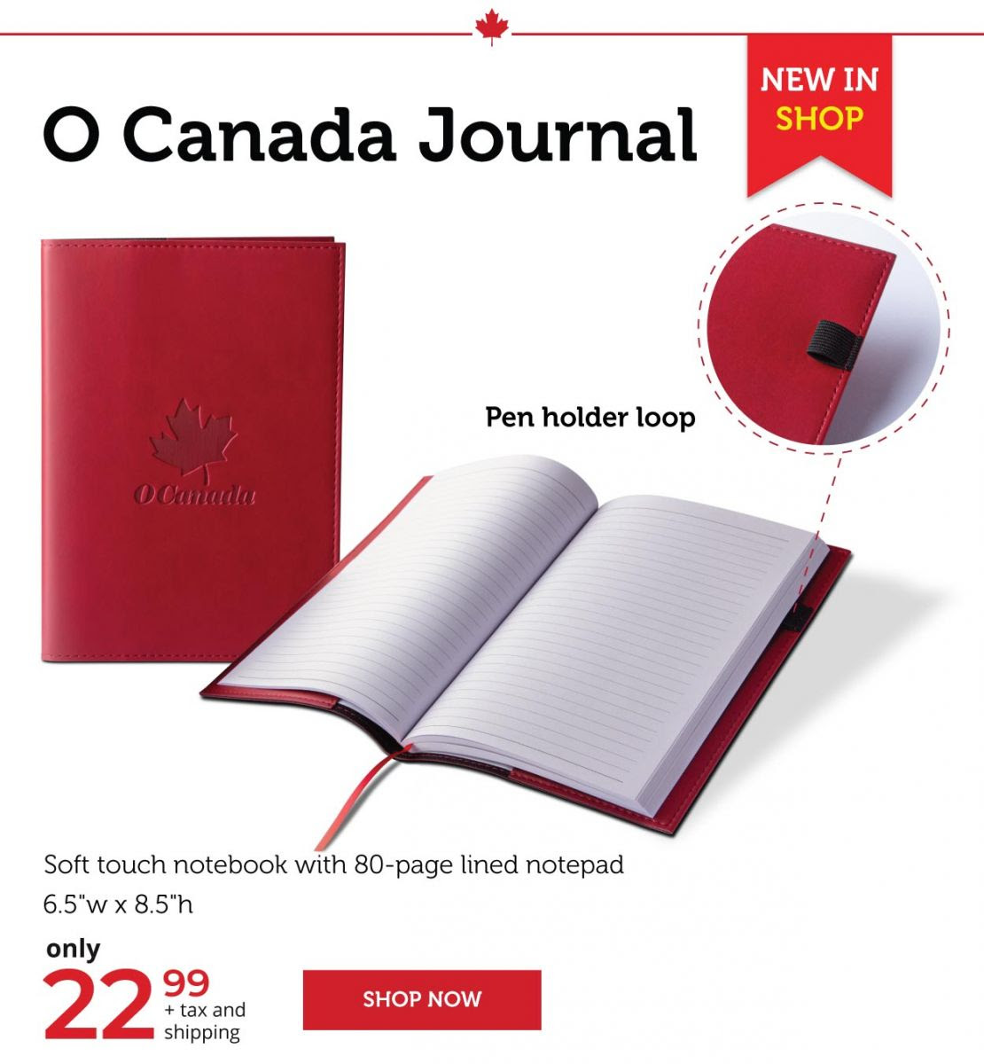 O Canada Journal