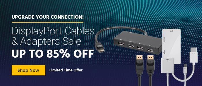 DisplayPort Cable Sale