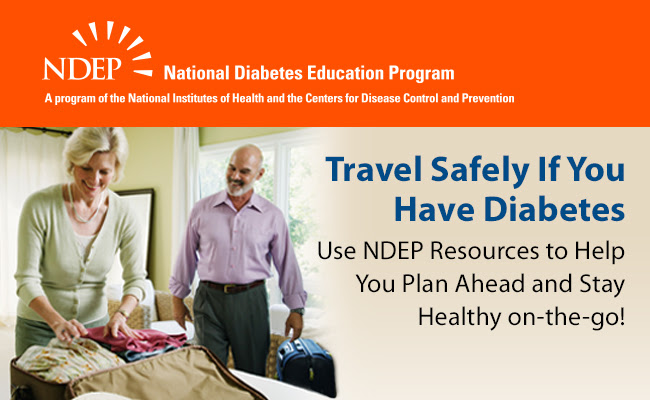 NDEP Resources for Summer Travel